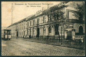 Herrenhäuser in Sarstedt
