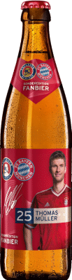 Paulaner Fanbier FC Bayern Müller