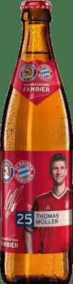 Paulaner FC Bayern Fanbier im Getränkemarkt Sarstedt