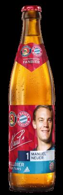 Sarstedt Paulaner FC Bayern Fanbier kaufen