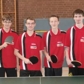 trinkgut sponsert die Tischtennisabteilung des TKJ Sarstedt