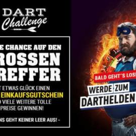 trinkgut Dart Challenge 2017 – werde zum Dart-Helden