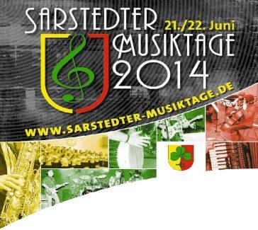 trinkgut sponsort die Sarstedter Musiktage 2014