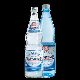 besonderes Mineralwasser des Tönissteiner Privatbrunnens