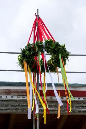 Richtfest feiern – trinkgut Sarstedt liefert die Party